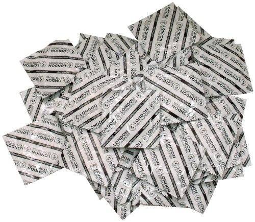 Balíček kondomů LONDON XL 45+5 ks zdarma