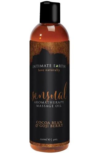 Masážní olej Intimate Earth Sensual
