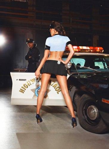 Kostým Dálniční hlídka - Highway Patrol