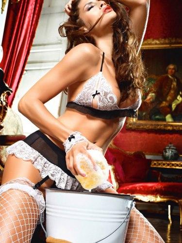 Kostým Francouzská služebná - Do Not Disturb French Maid