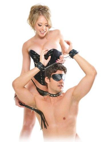 BDSM sada Rock Hard s ostrými ostny