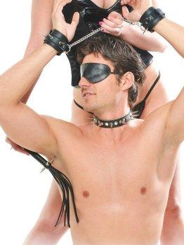 BDSM sada Rock Hard s ostrými ostny – Sady erotických pomůcek