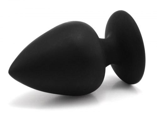 Anální kolík Black Velvets XXL