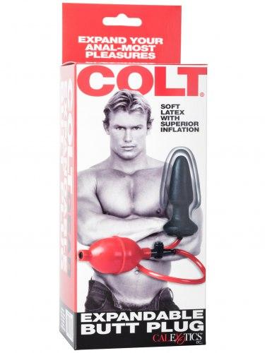Nafukovací anální kolík COLT