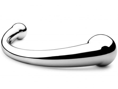 Kovové dildo Pure Wand, anální i vaginální
