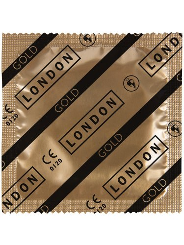 Kondom Durex LONDON GOLD