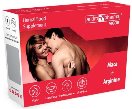 Andropharma Vigor - tablety na kvalitnější erekci a zvýšení libida