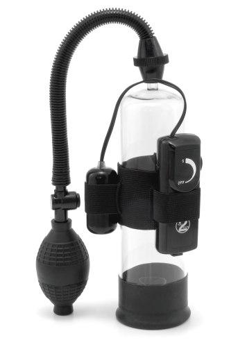 Vibrační vakuová pumpa na penis