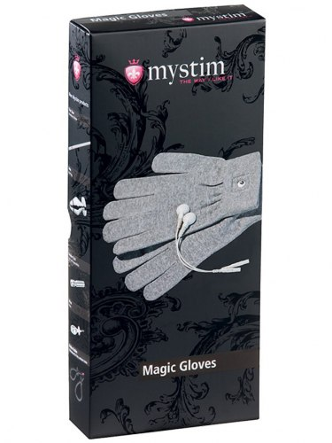 Rukavice Magic Gloves (elektrosex)