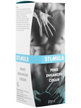 Stimul8 - krém pro dlouhotrvající erekci – Podpora erekce - prášky, krémy, gely
