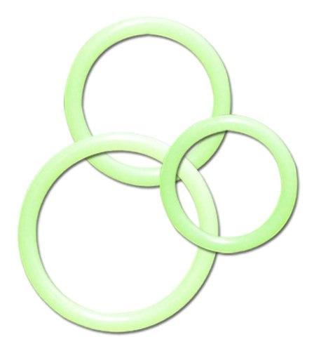 Svítící erekční kroužky