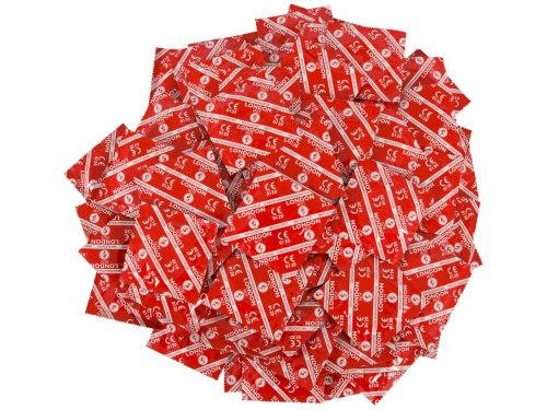 Kondom Durex LONDON jahodový