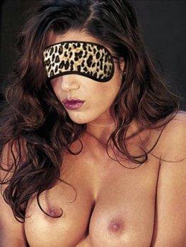 Maska na oči Leo – Masky, kukly a šátky