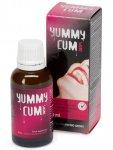 Kapky YUMMY CUM pro lepší chuť spermatu