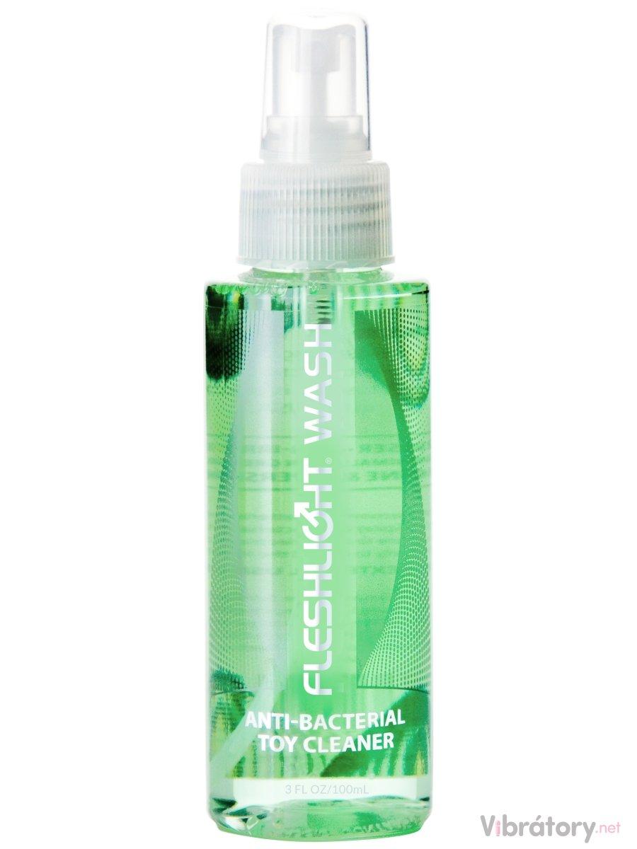 Fleshlight Antibakteriální čistící sprej FleshWash 100ml