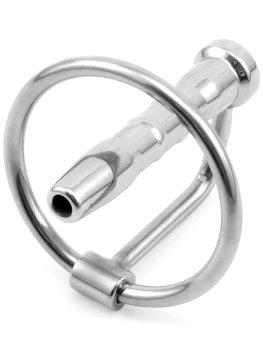 Dilatátor - kolík do penisu (dutý), 7 mm – Penis plugy (kolíky do penisu)