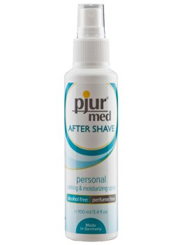 Sprej po holení Pjur Med After Shave – Depilace intimních partií - vše pro dámské i pánské holení