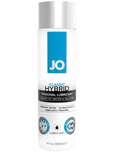 Hybridní lubrikační gel System JO Classic Hybrid