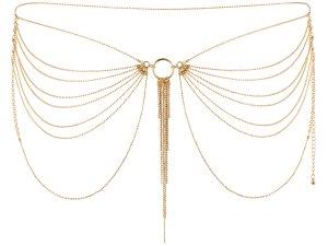 Ozdoba na boky Magnifique, zlatá – Vzrušující intimní šperky, ozdoby a bižuterie