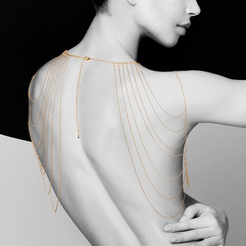 Ozdoba na ramena Magnifique, zlatá