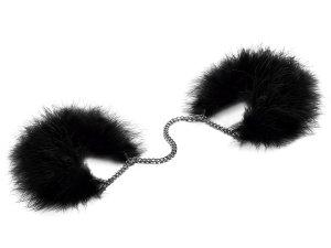 Peříčková pouta Za Za Zu – Pomůcky pro úchvatnou bondage (svazování)