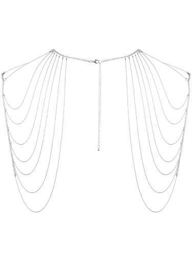 Ozdoba na ramena Magnifique, stříbrná