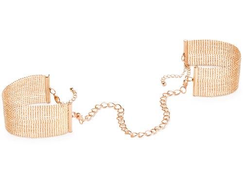 Pouta - náramky Magnifique, zlatá