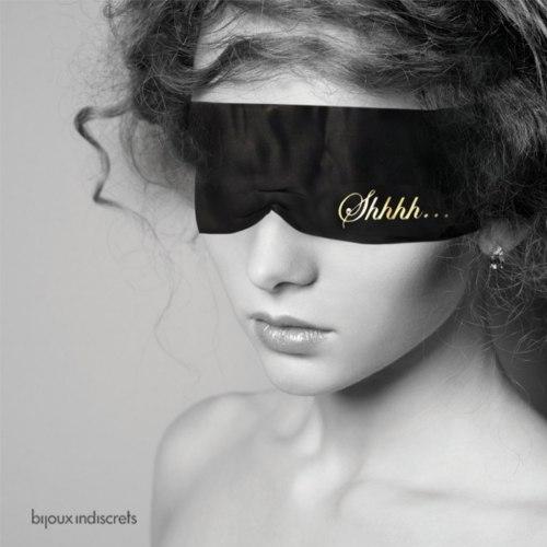 Páska na oči Shhh