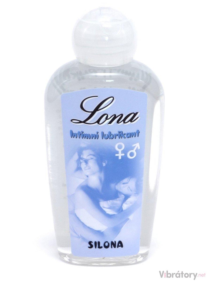 Lubrikační gel LONA Silona (silikonová báze), 130 ml