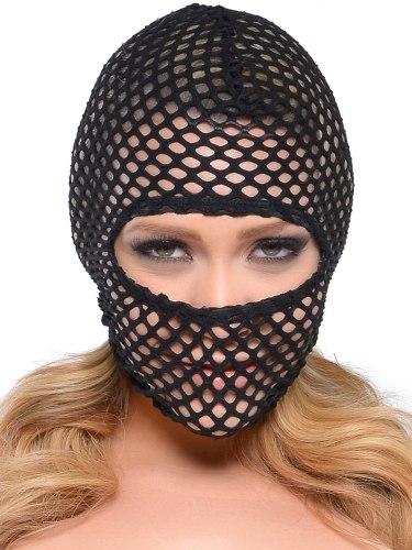 Síťovaná maska na hlavu