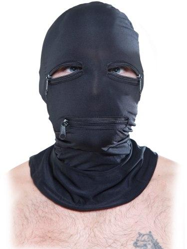 Maska na hlavu se zipy