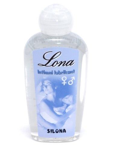 Lubrikační gel LONA Silona