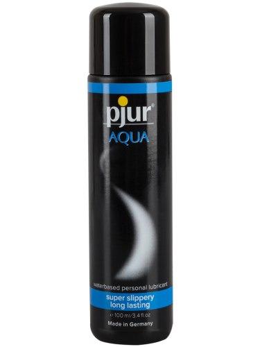 Lubrikační gel Pjur Aqua