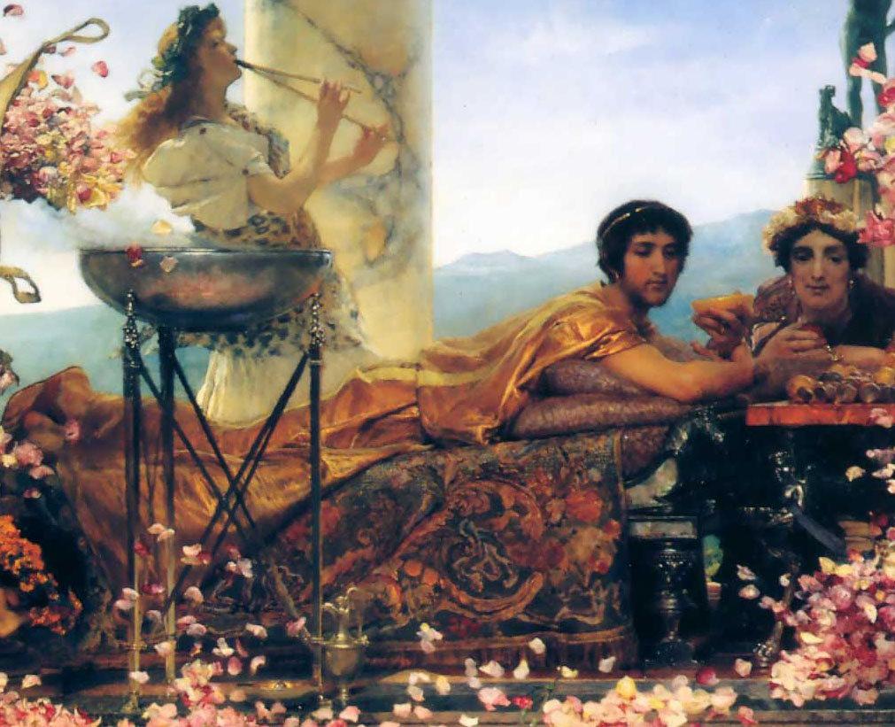 Elagabalus znásilňoval vestálské panny a vyhledával obdařené muže.