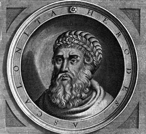 Herodes nechal zabít svou ženu, naložil ji do medu a ukájel se na její mrtvole.