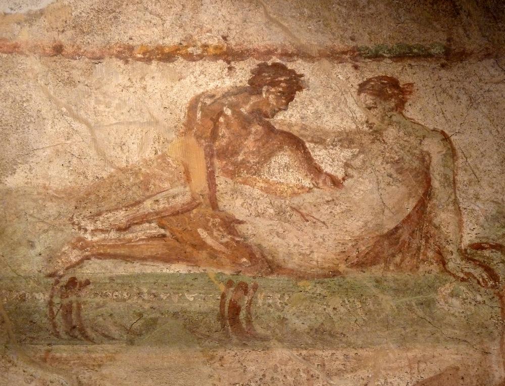 Římská říše byla i synonymem dekadence a bizarních sexuálních praktik.