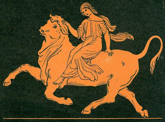Únos, zvířecí převlek a sex. To stálo na počátku milostného vztahu boha a Europy.
