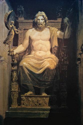 Zeus byl kus chlapa, není divu, že jeho sexuální apetit mohl ukojit jen celý zástup žen.