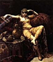 Prostitutka z dávného Babylonu