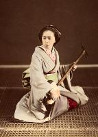 Geishy byly společnice znalé mnoha umění