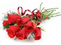 Vyšlehejte prdelku kyticí růží