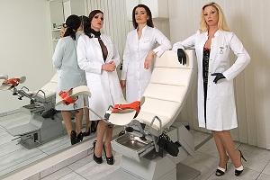 Zkuste si s kamarádkami také připravit opravdickou kliniku a postarat se o vaše muže.