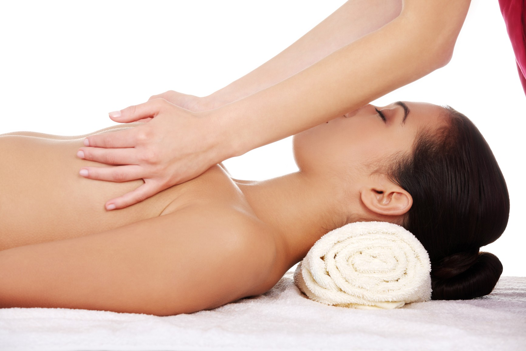 Эротический массаж молочной железы 8 фотография