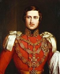 To je onen slavný viktoriánský monarcha