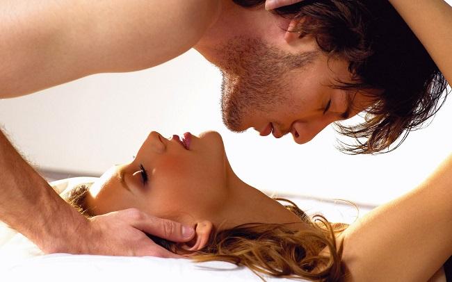 Ponořte se jeden do druhého a polykání vám najednou přijde tím nejpřrozenějším projevem lásky