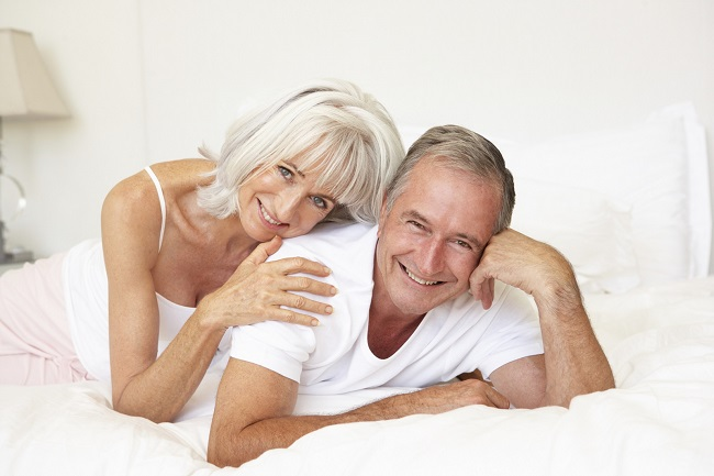Užívejte sexu až do důchodu