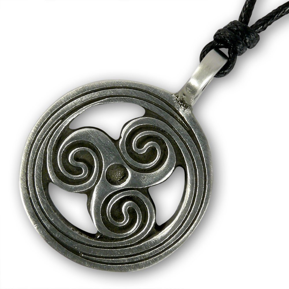 Trojná monáda - symbol BDSM