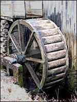 Ve středověku stačilo o půlnoci pootočit mlýnským kolem a těhotenství bylo zažehnáno.