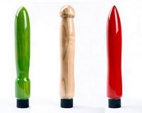 Dřevěné vibrátory od společnosti Eco-vibrator