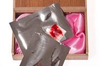 Přepychově zabalená umělá panenská blána
